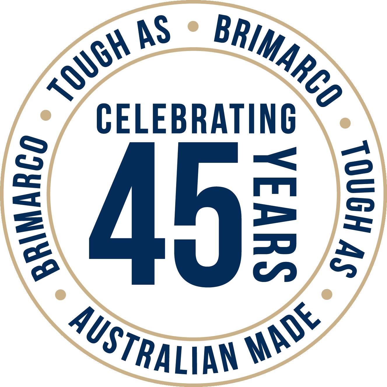 Brimarco_Celebrating_45years